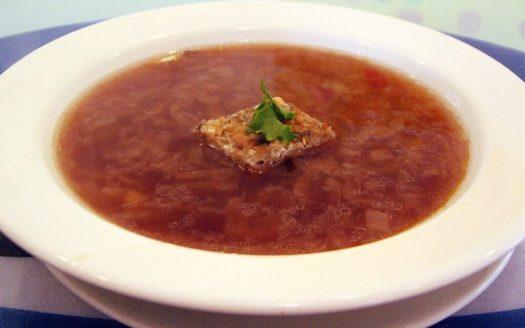 Una zuppa veramente doc