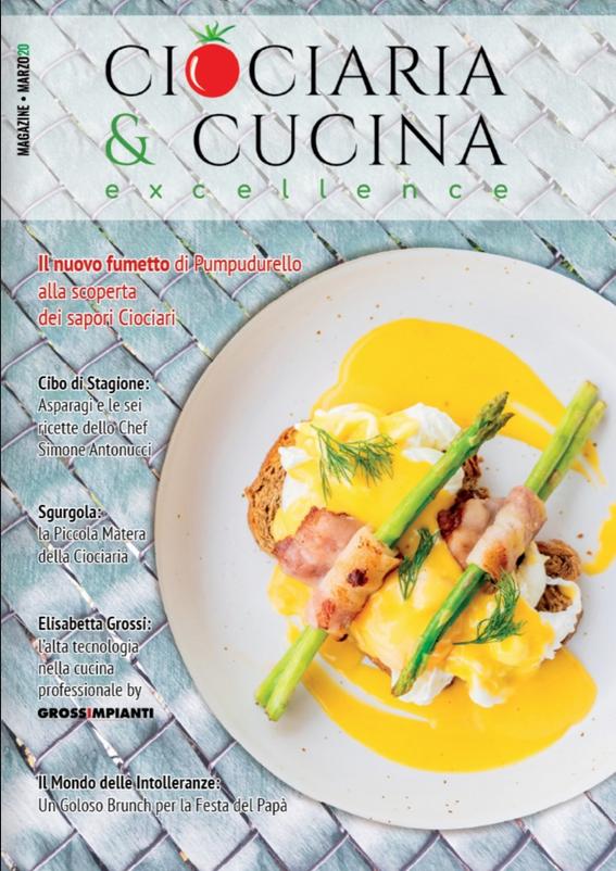 ciociaria e Cucina-Marzo2020