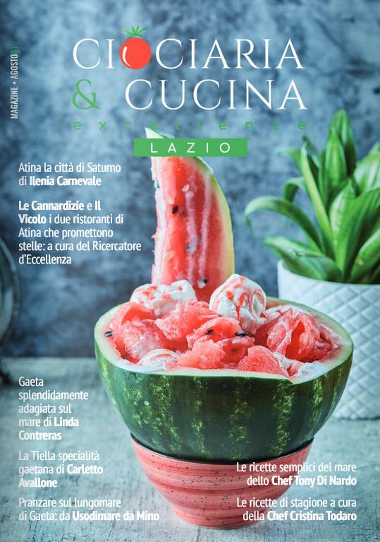 Ciociaria e Cucina - Agosto 2021