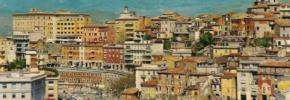Frosinone il capoluogo della Ciociaria
