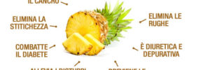 L'Ananas, tanto gustoso quanto ricco di proprietà