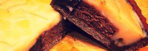 Crostasta al cioccolato e marron glacè