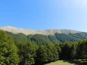 Propaggini del Massiccio dei Monti della Meta