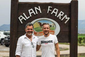 caseificio; Alan Farm